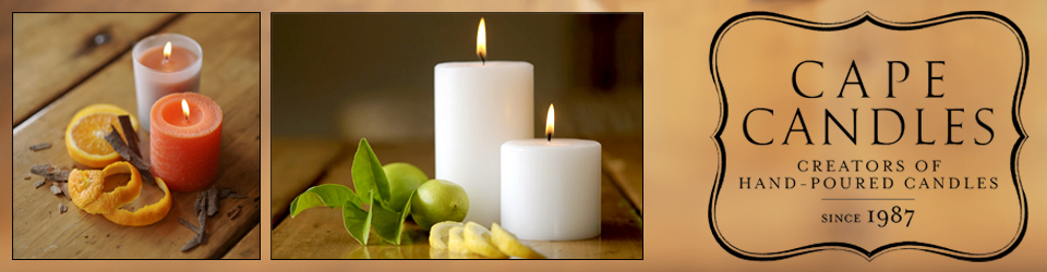 Cape Candles | Custom-made candles in Cape Town, Western Cape